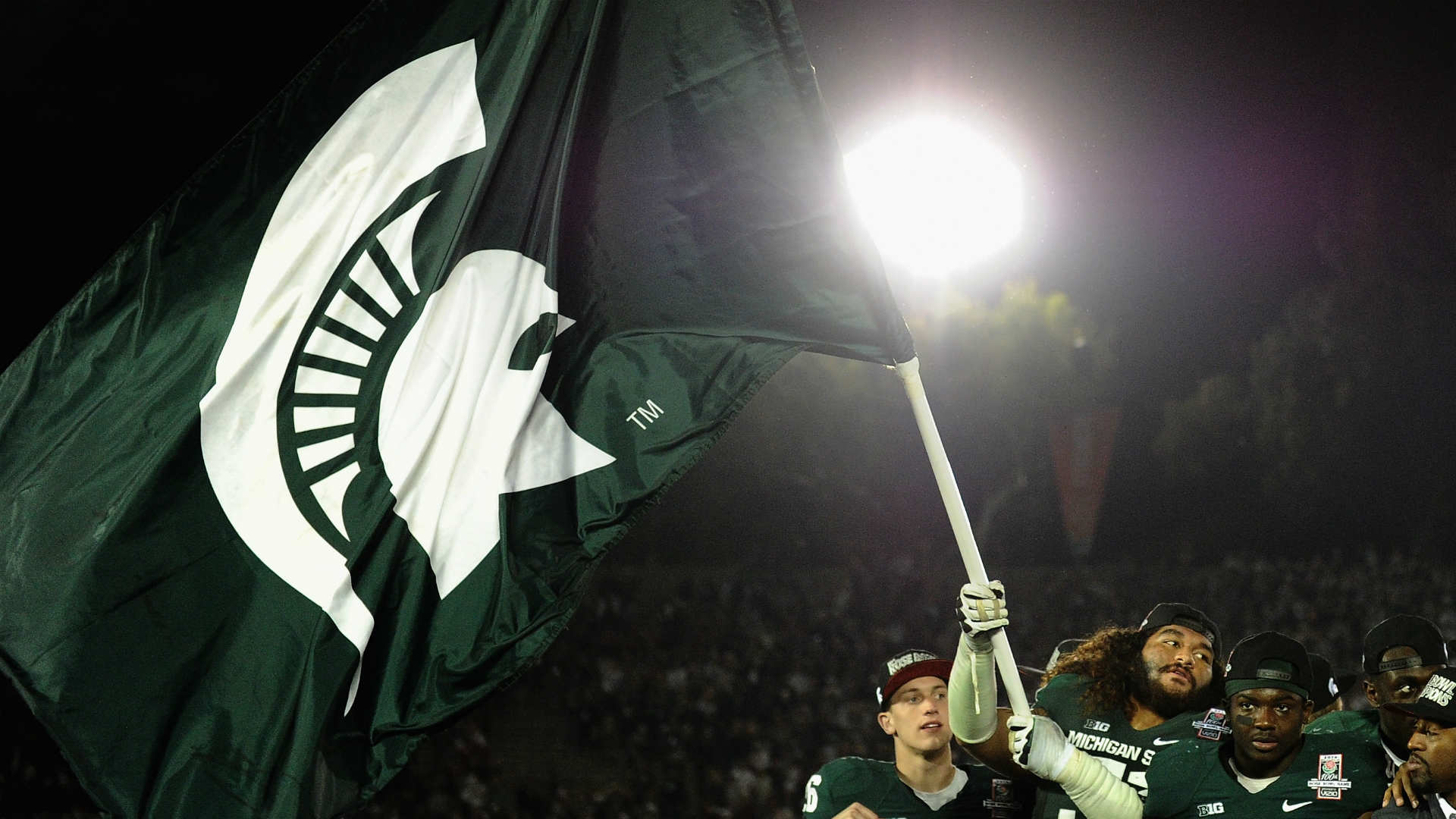 Michigan state turned down hbo request for hard knocks style show ncaa football sporting news - Michigan state football backgrounds ...