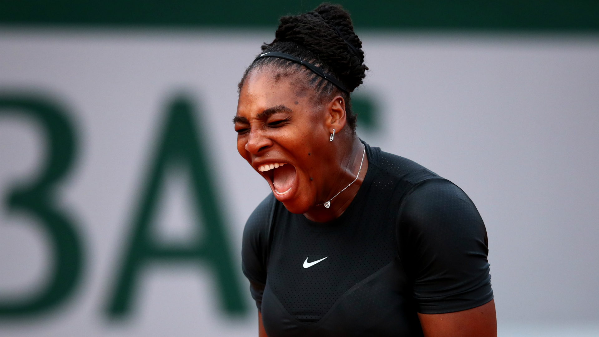 Serena Williams Forced To Withdraw From French Open Due To Pectoral Injury
