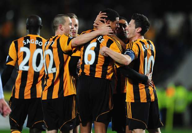 Luck on Hull's side against Brighton, says Curtis Davies