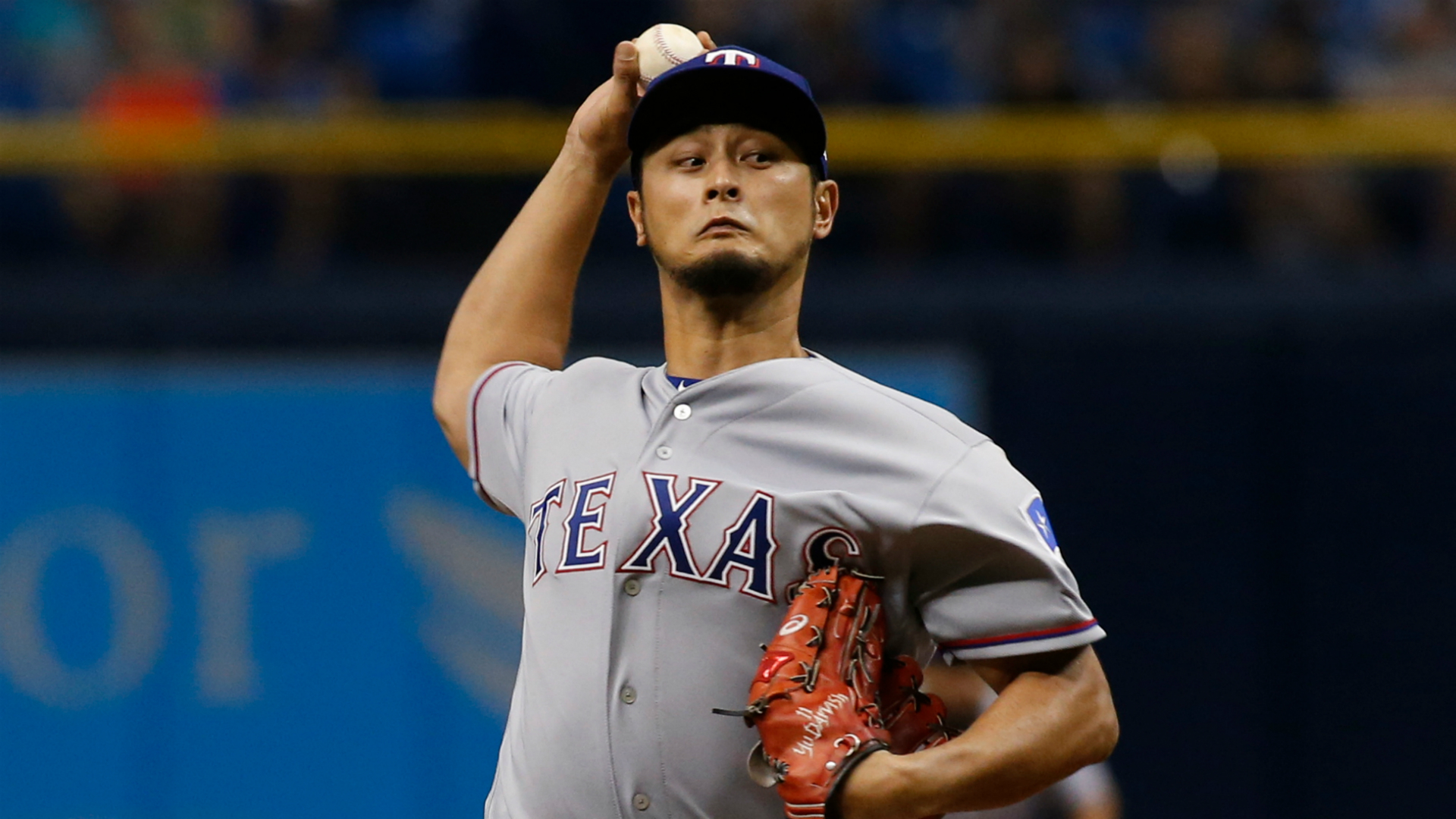 The Rangers are set to trade Yu Darvish