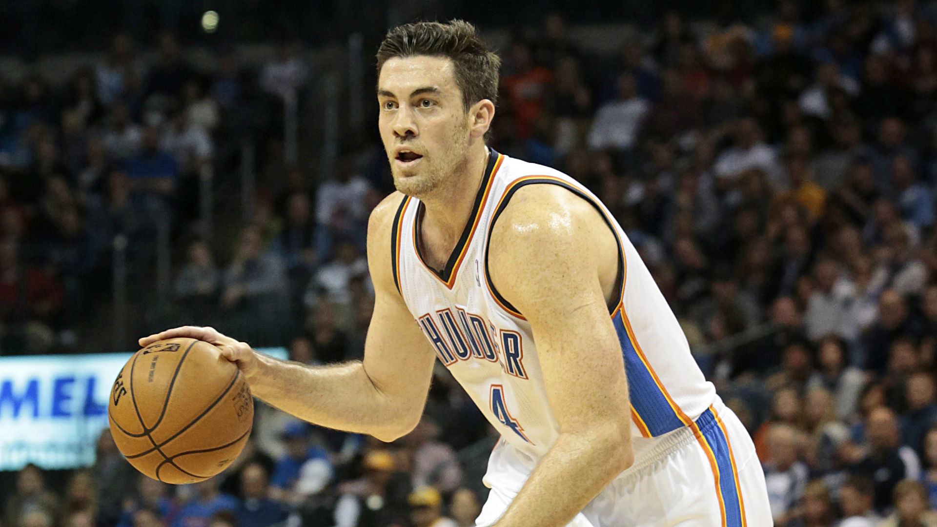 Thunder's Nick Collison Retiring After 15 Seasons