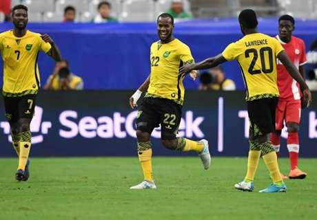 Jamaica reach semi-finals