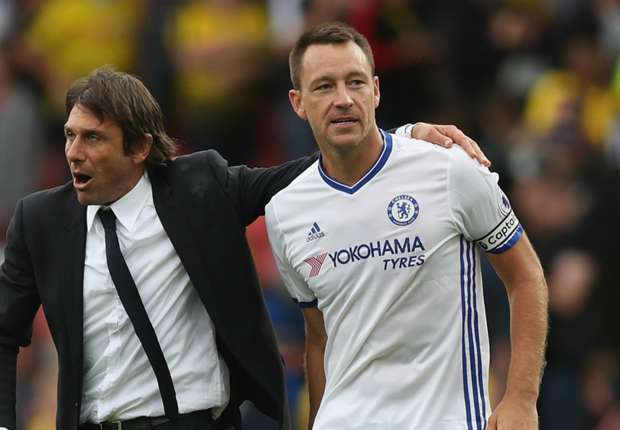Conte: Terry's England return between him and Allardyce