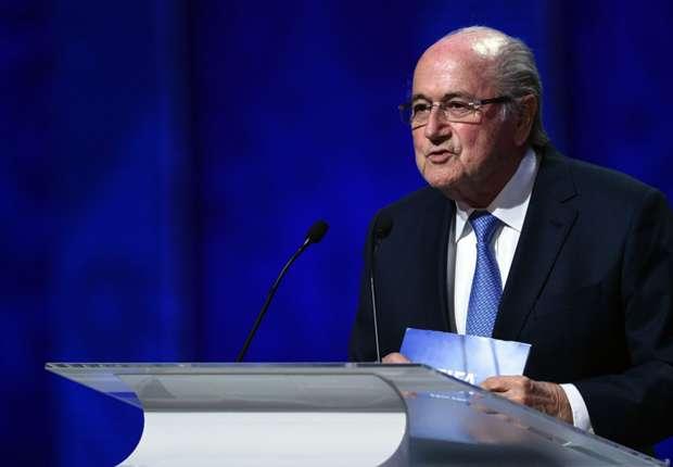 """Agen Bola - Blatter Menegaskan Tidak Ada Korupsi"""