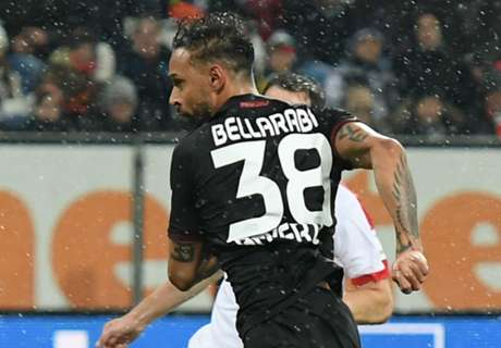 Bellarabi gets 50,000th Buli goal