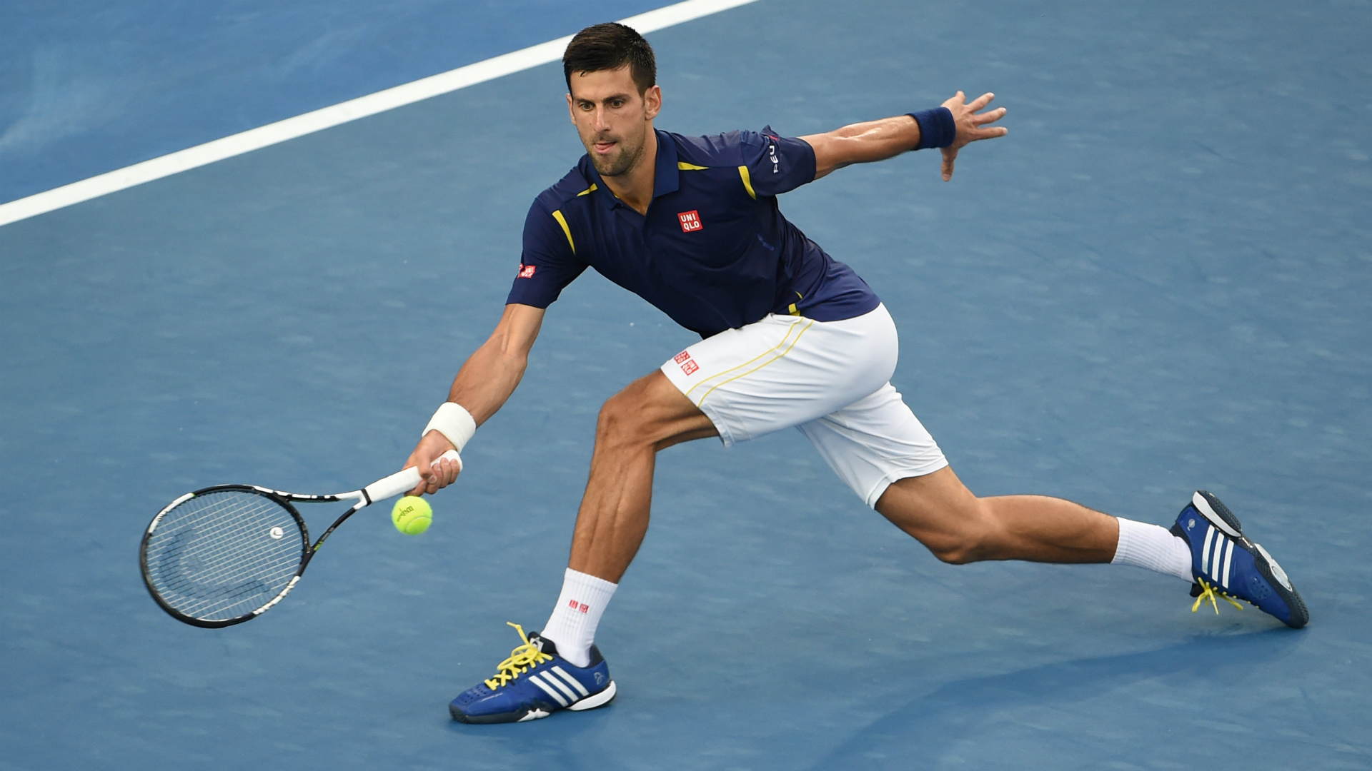 Australian Open 2016 Novak Djokovic unimpressed despite victory