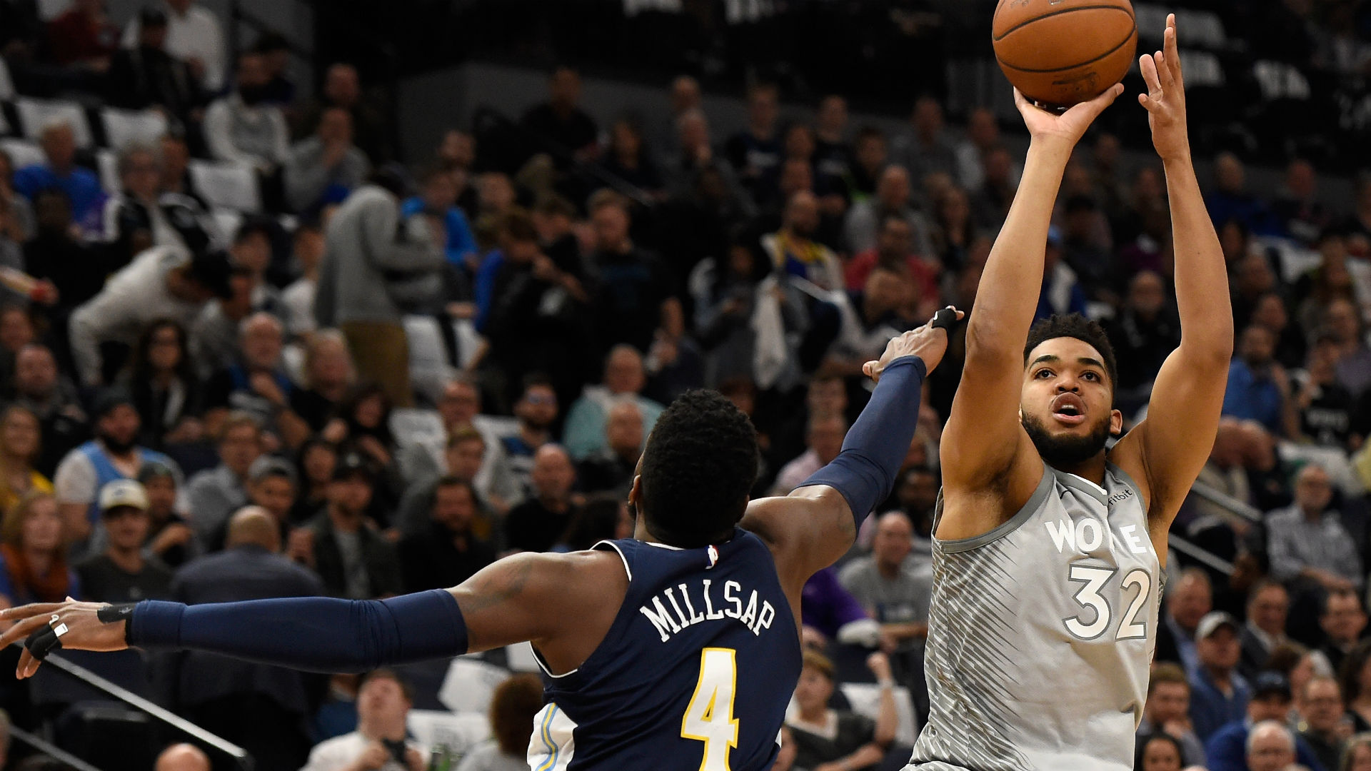 Minnesota Timberwolves End 14-Year Drought, Clinch NBA Playoffs Spot