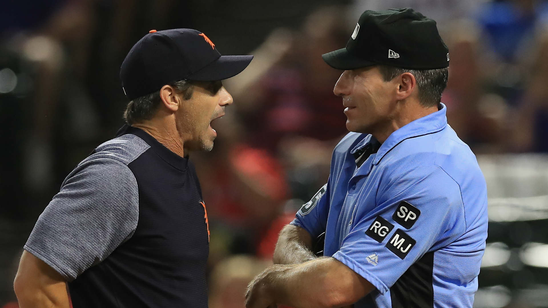 Major League Baseball umpires protesting pattern of 'escalating verbal attacks'