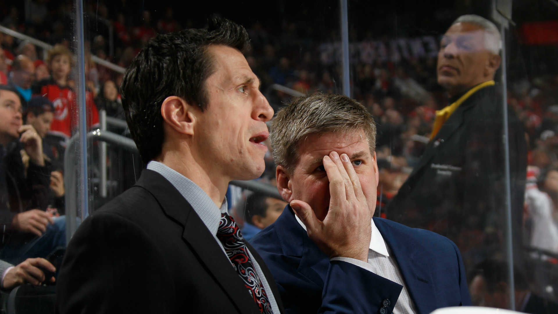 Hurricanes hire Rod Brind'Amour as next coach