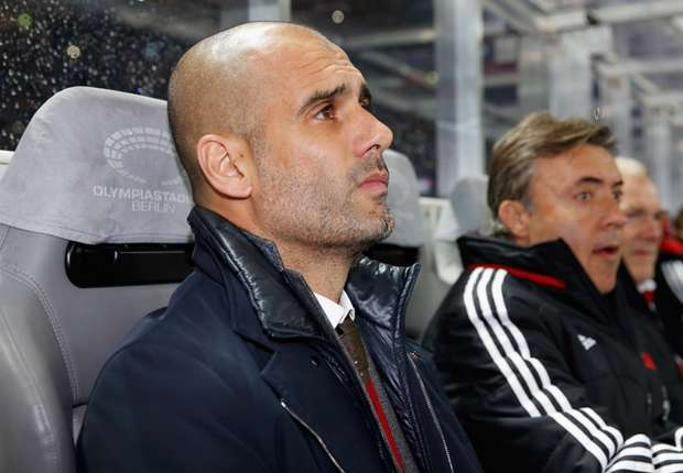 Guardiola: Bayern Munich must improve to beat Manchester United