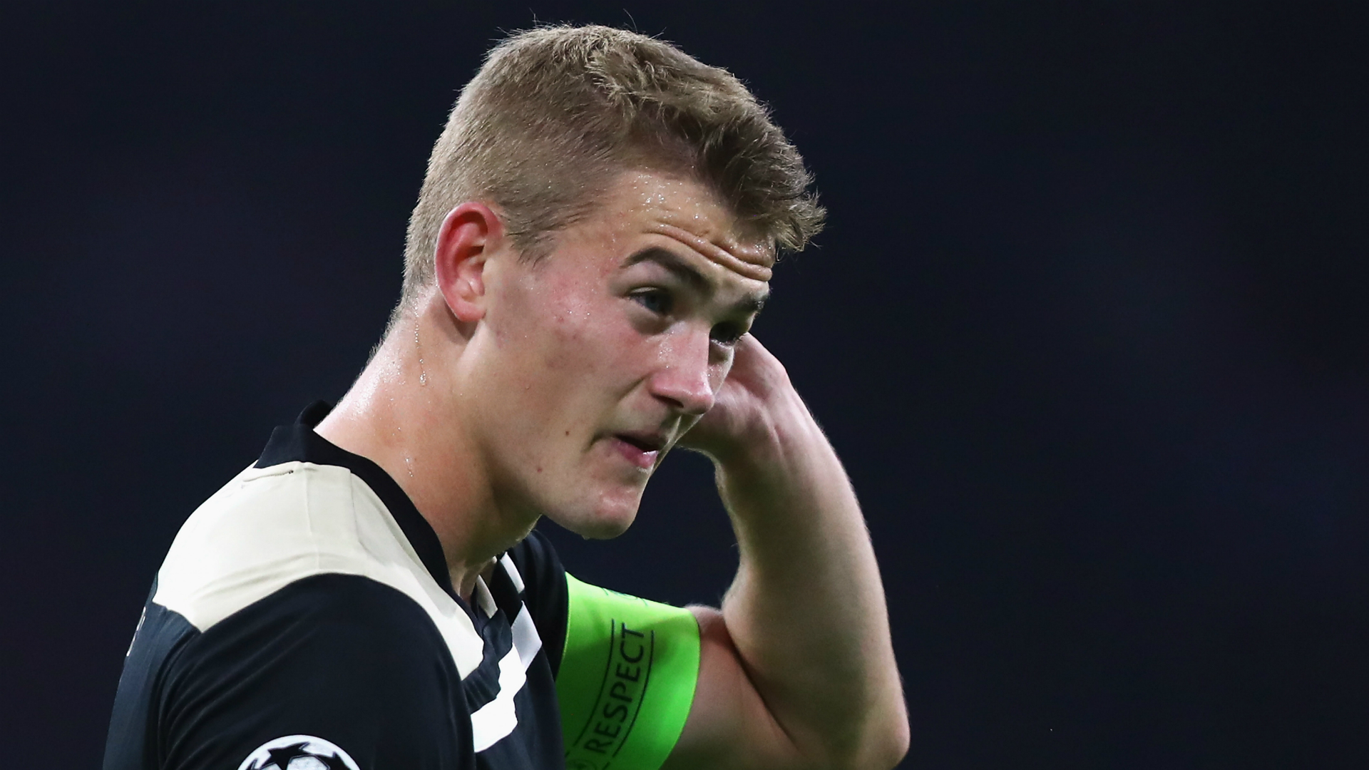 De Ligt drops Barcelona hint: It would be nice to play with Frenkie