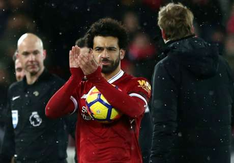 Klopp: Don't compare Salah to Messi