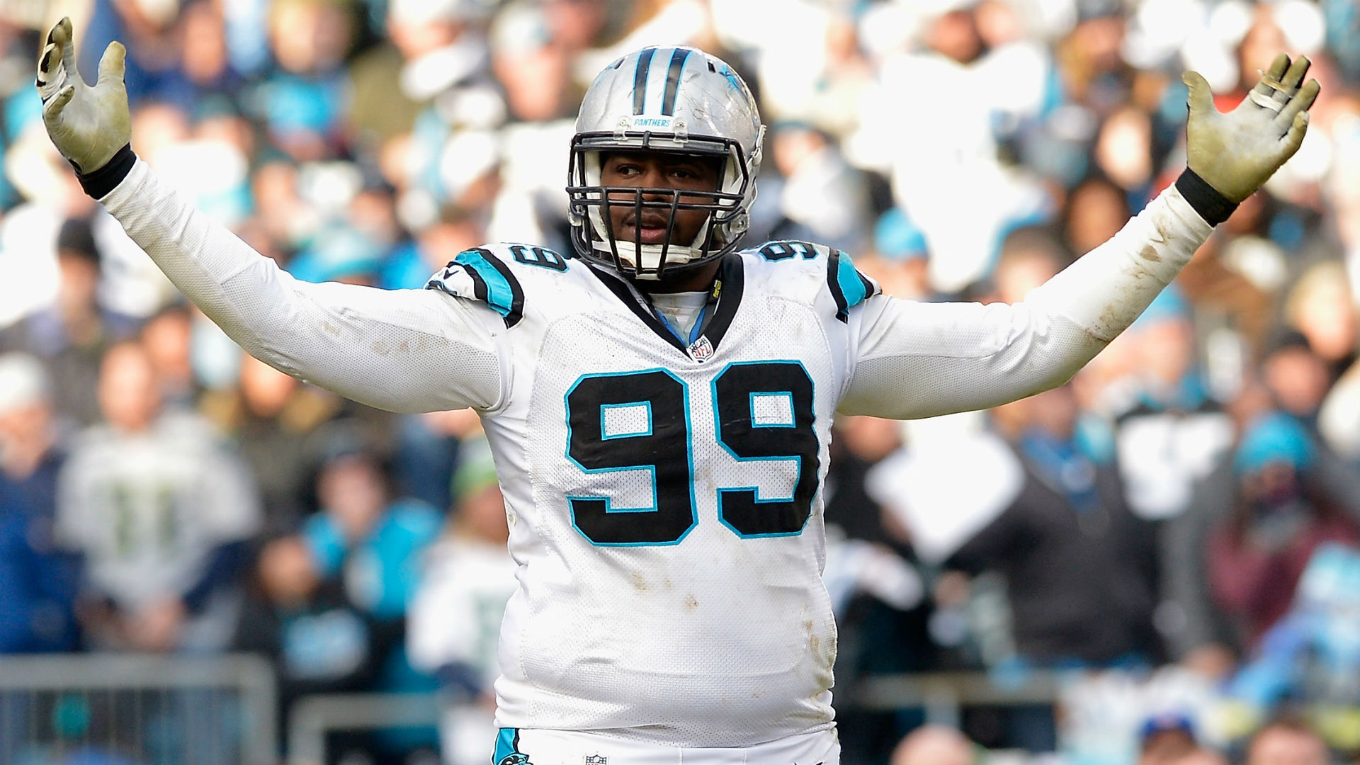 Panthers give DT Kawann Short monster contract extension