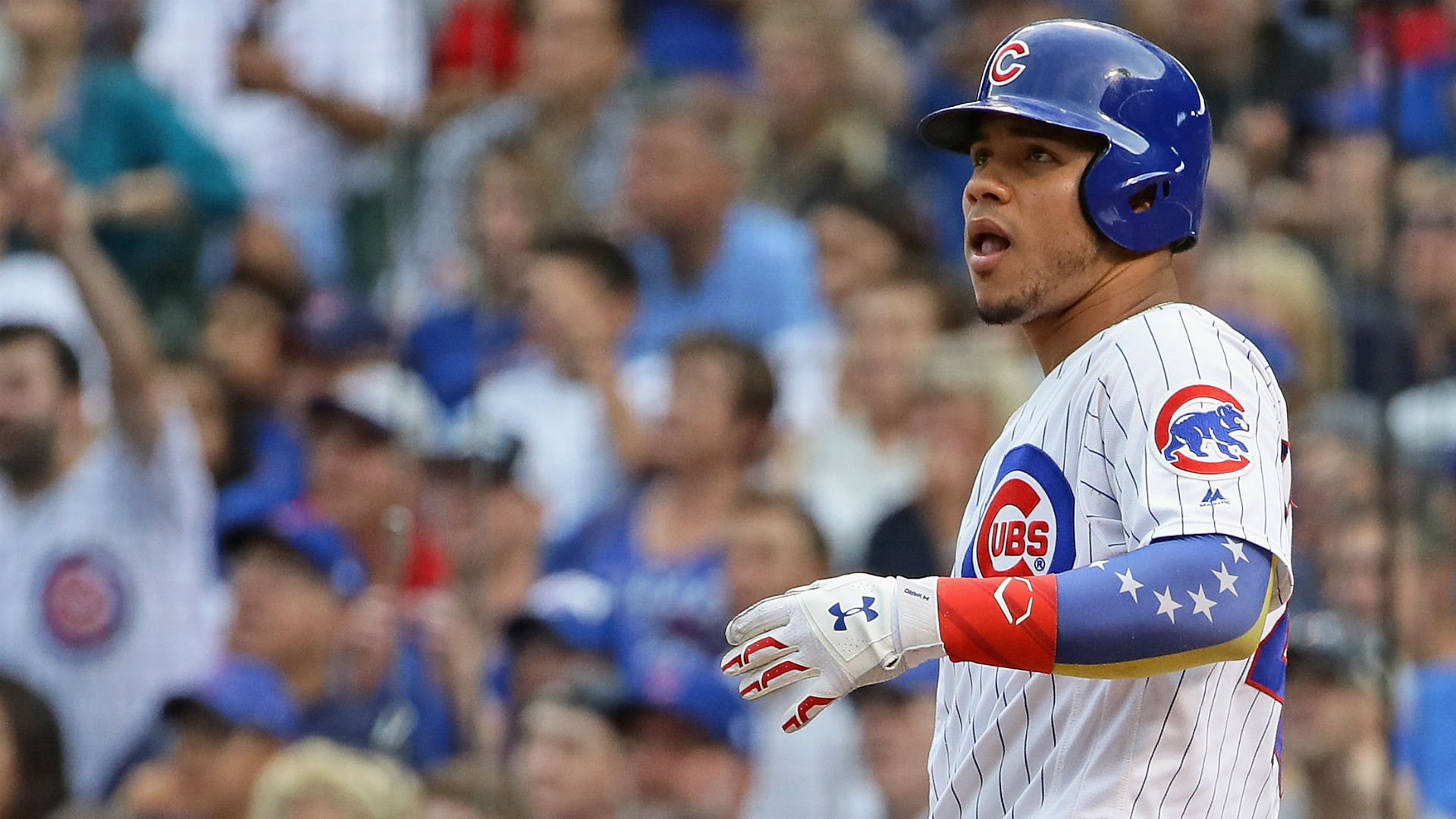 Cubs' Wilson Contreras to Miss Four to Six Weeks With Strained Hamstring