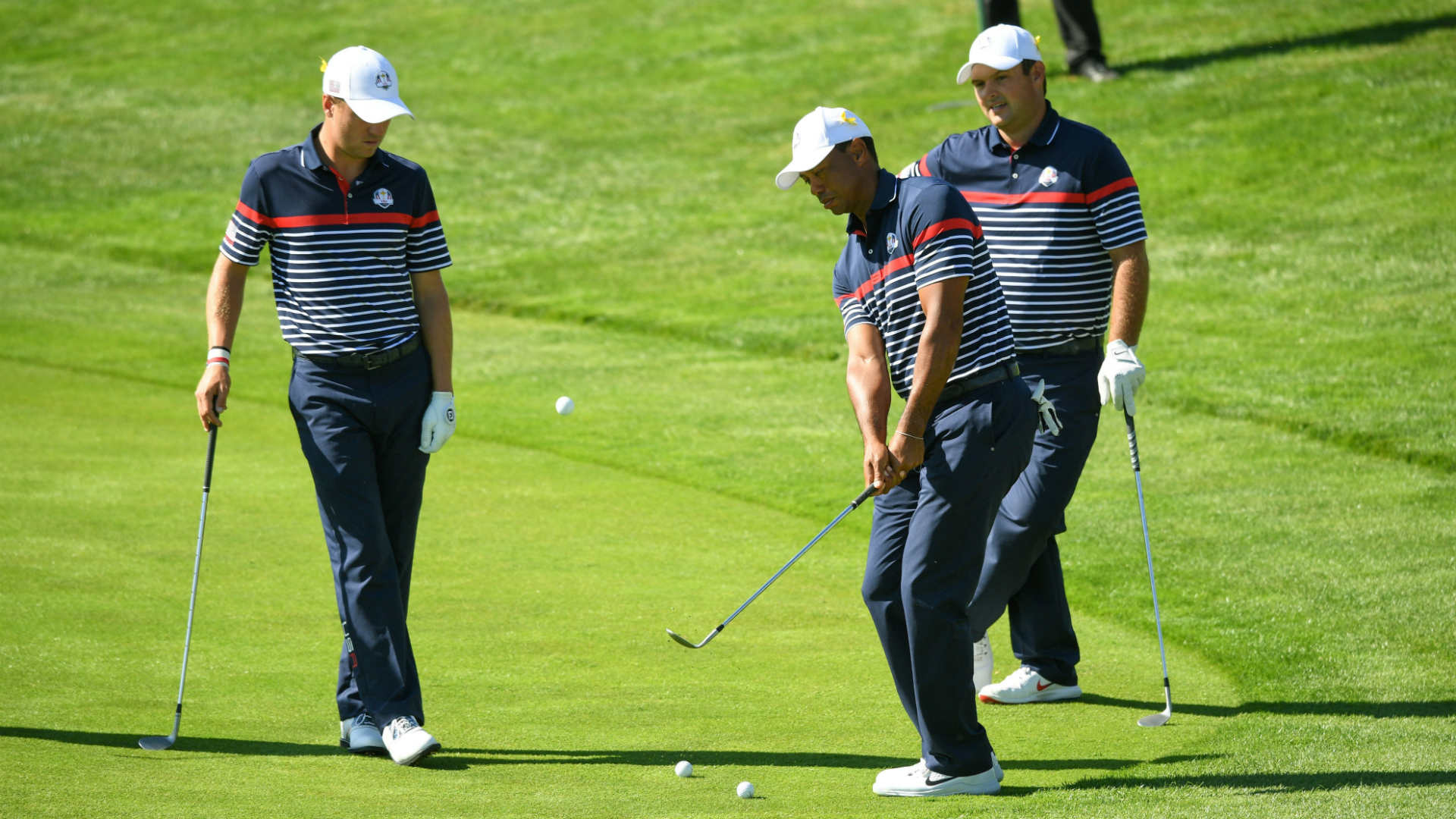Jim Furyk confirms Dustin Johnson-Brooks Koepka Ryder Cup spat