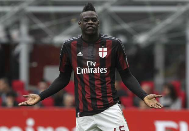 Nice president: Call Balotelli and tell him we need a striker