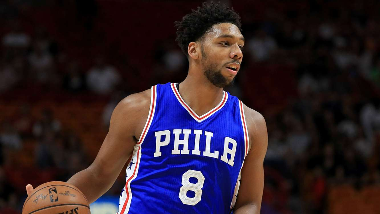 76ers leaving options open with third pick and Okafor