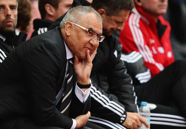Riise fears for Fulham under Magath