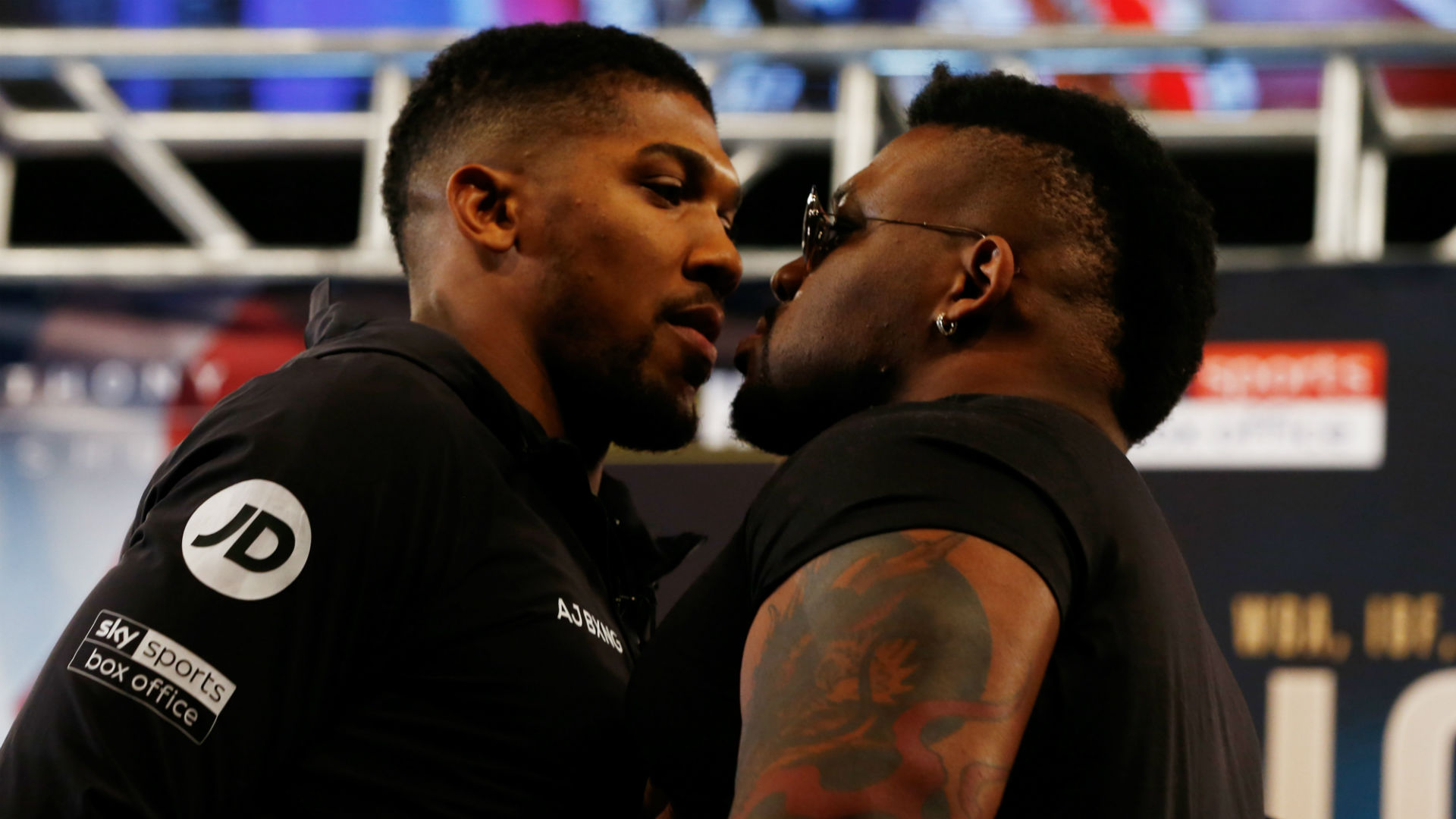 I'll show Miller no mercy in NY duel, vows Joshua