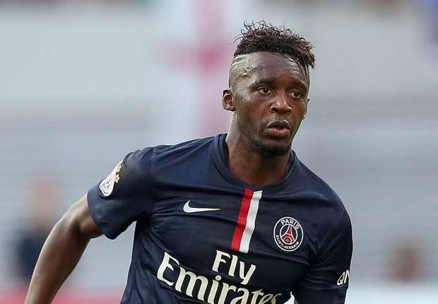 Nice 1-2 Paris Saint-Germain: Brilliant Bahebeck on target again for Ligue 1 champions