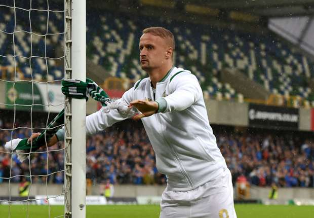 Griffiths, Celtic and Linfield charged after ill-tempered Champions League tie