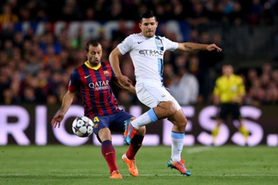 Aguero a doubt for Manchester derby