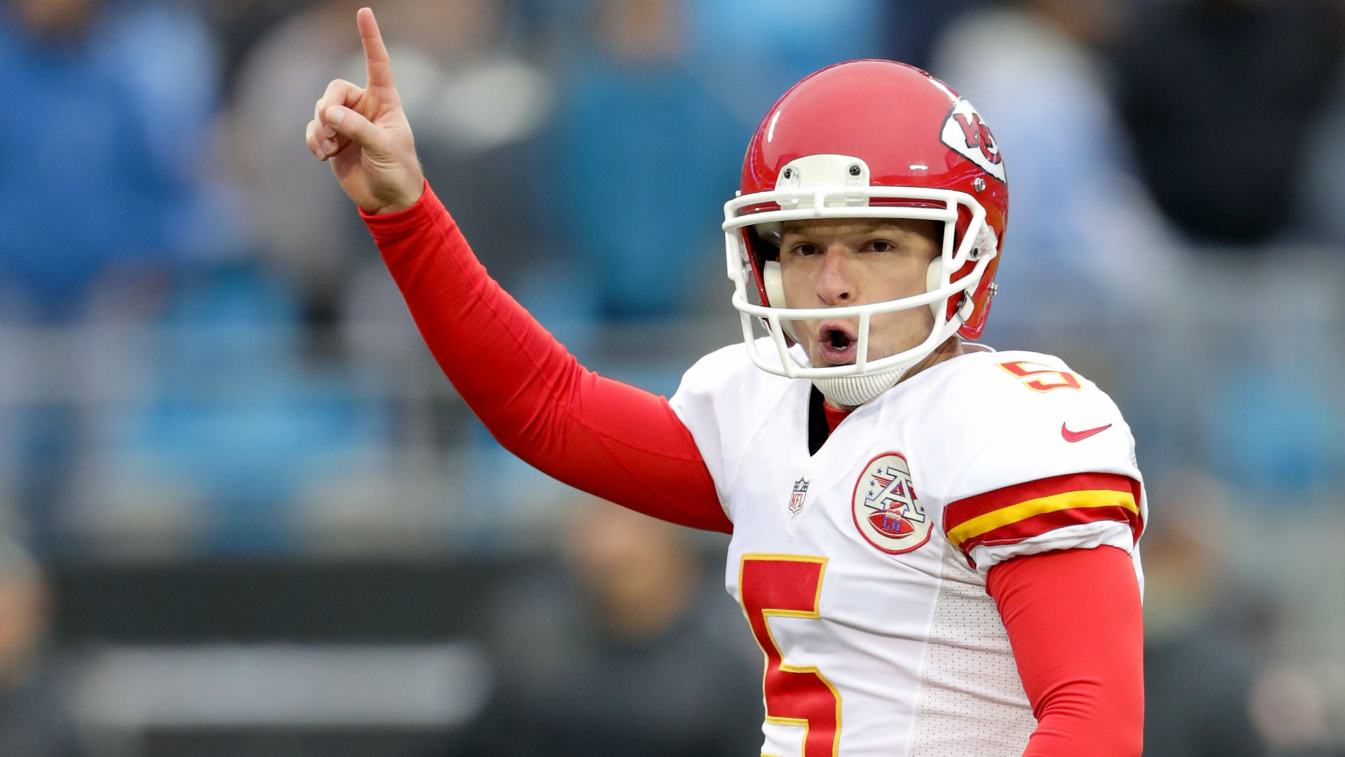 Chiefs place kicker on injured reserve