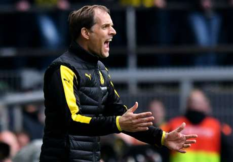 Tuchel not satisfied with Dortmund