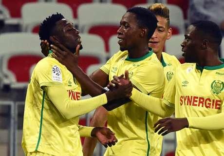 REPORT: Nice 1-2 Nantes