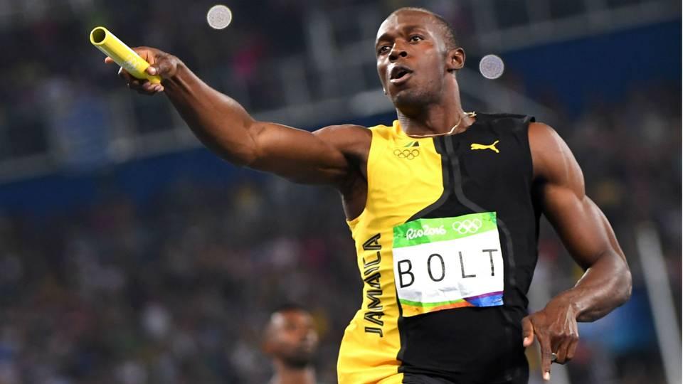 Usain Bolt AFP Getty Images