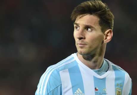 Messi to miss Rio Olympics