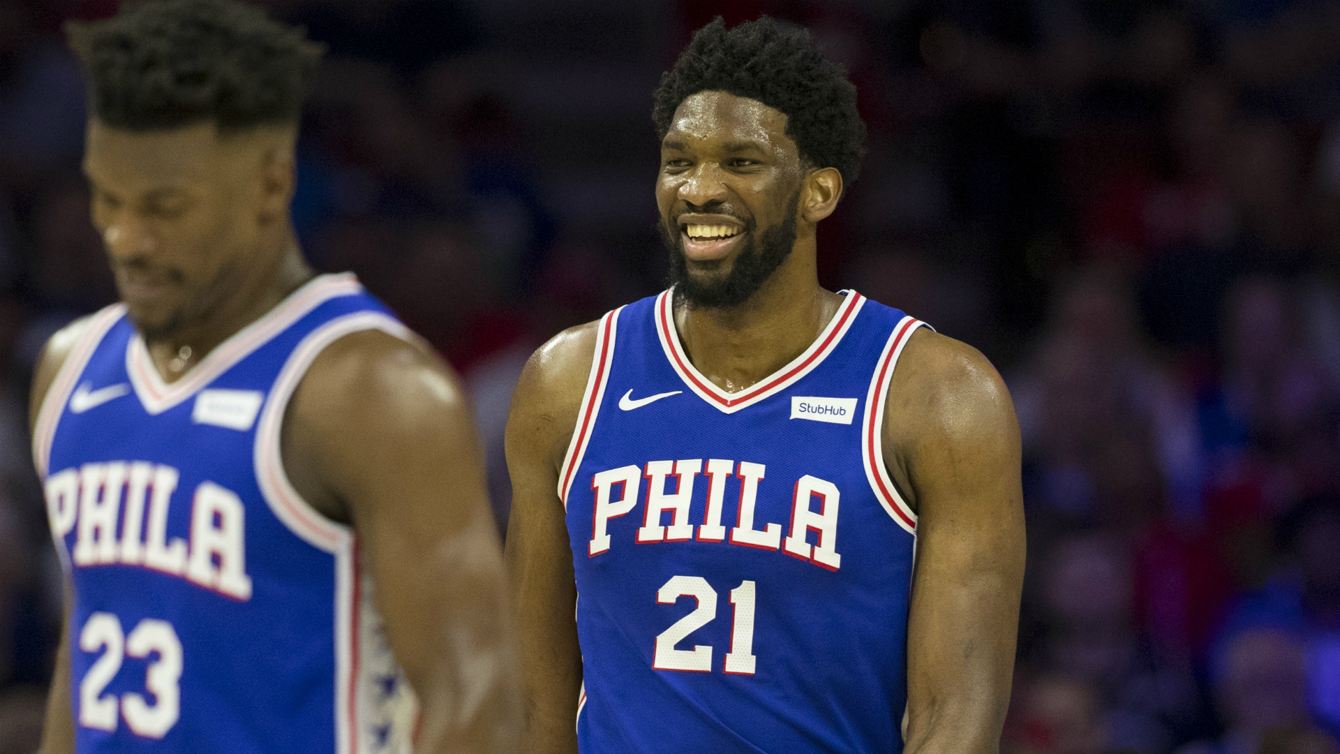 Philadelphia 76ers All-Star Joel Embiid