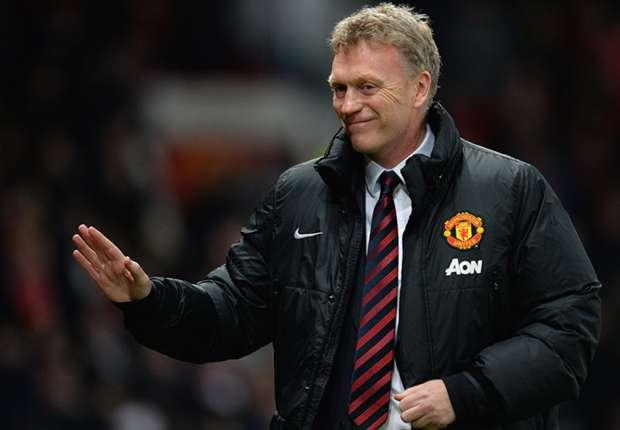 Glaubt an die furchteinflößende Aura seines Vereins: United-Trainer David Moyes