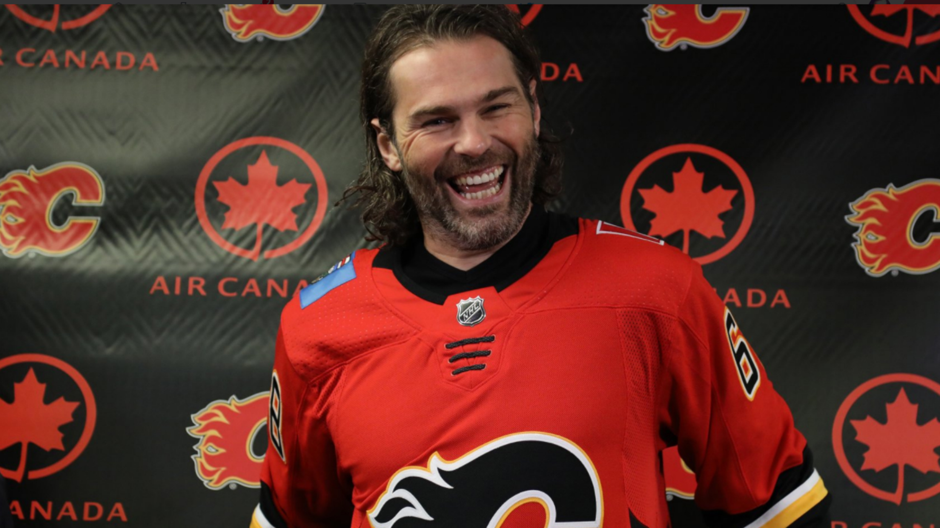 Jagr making Flames debut Wednesday vs. Kings