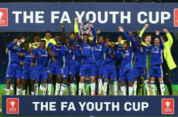 Chelsea continue FA Youth Cup dominance by thumping Manchester City