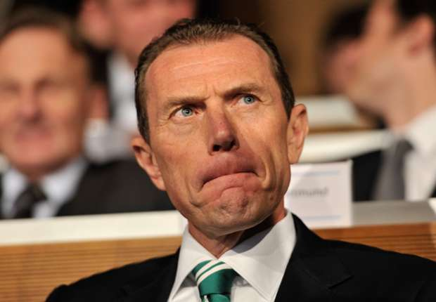 Real Madrid director Emilio Butragueno