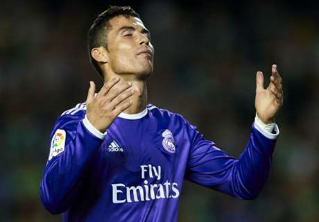 Zidane: CR7 not anxious about scoring