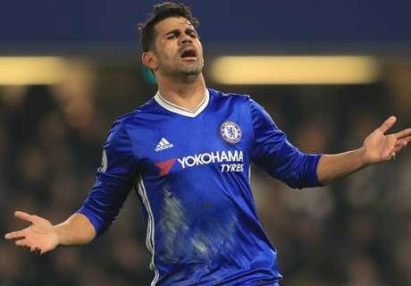 Diego Costa Tuduh Chelsea
