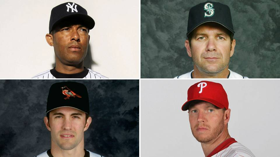 Image result for mariano rivera mussina halladay martinez