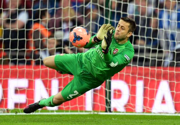 Fabianski wants Arsenal chance after FA Cup heroics