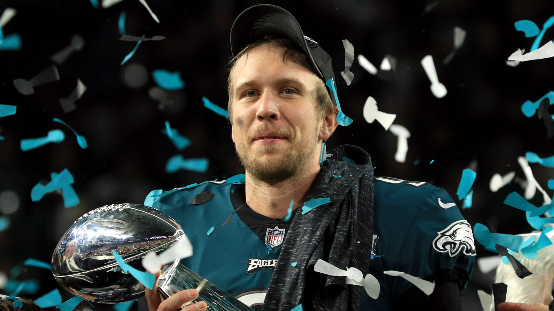 Philadelphia Eagles rework Nick Foles' contract