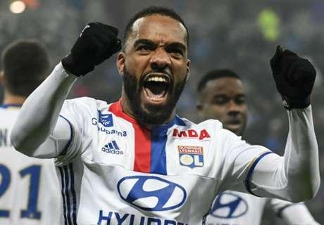 'Lyon have ideas for Lacazette heir'
