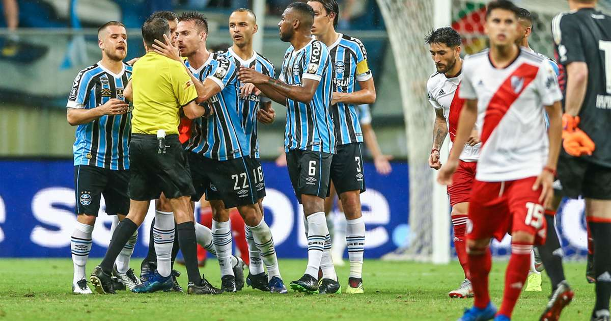 CONMEBOL fails to confirm if River or Gremio will play Copa Libertadores  final cdd3ea8cc274f