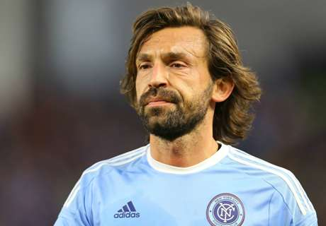 Vieira defends Pirlo decision