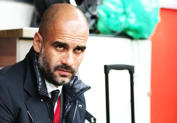 Guardiola not looking ahead to Champions League quarterfinal