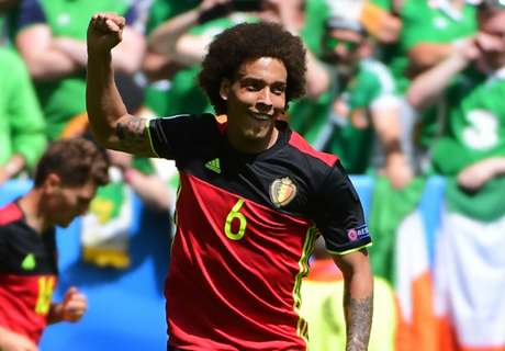 Lucescu backs Witsel for Juve