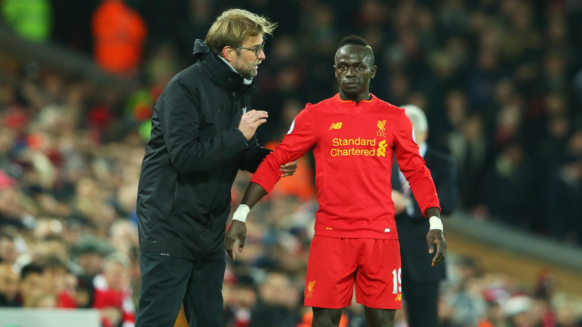 Klopp Liverpool can cope without Mane