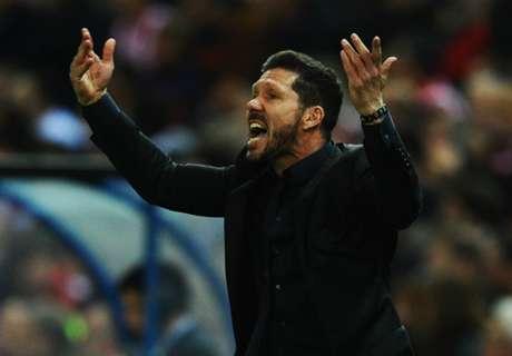 Allardyce hails Atletico tactics