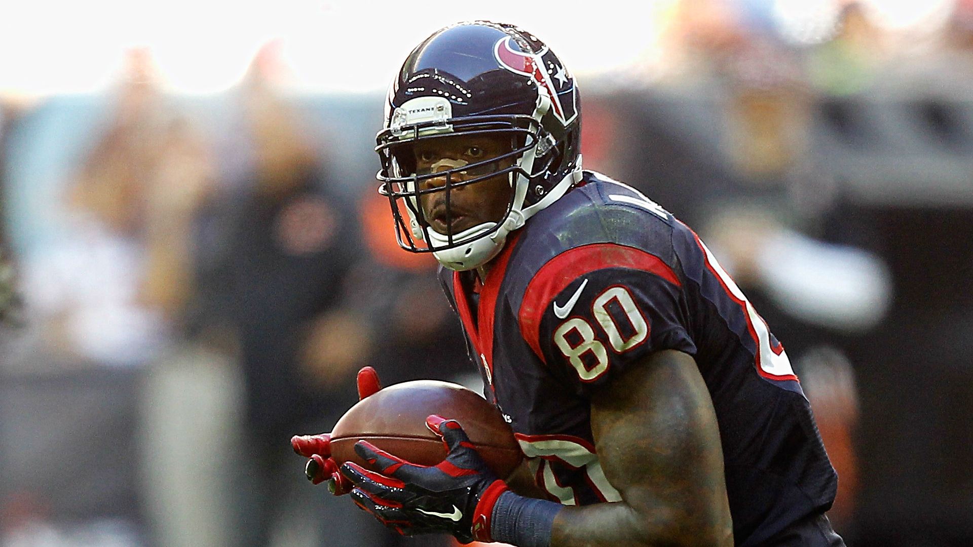 Andre Johnson Retires A Houston Texan