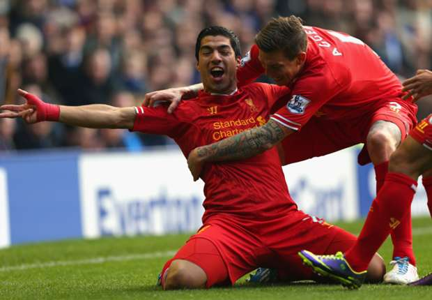 Tottenham Hotspur-Liverpool Betting Preview: Suarez to make it sweet 16 against Spurs